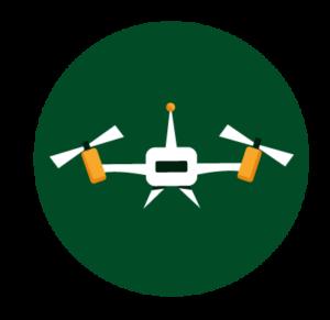 dron, rolnictwo, grafika