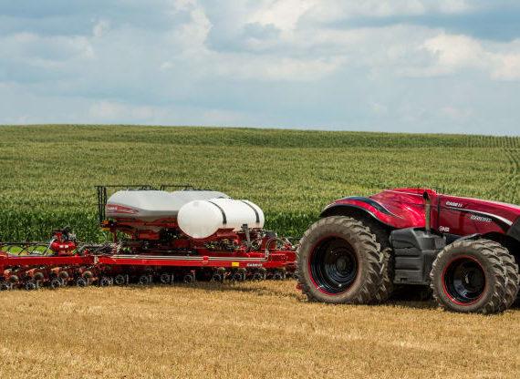 case, rolnictwo, maszyna rolnicza, maszyna autonomiczna