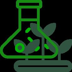 ikona, rośliny, grafika, rolnictwo