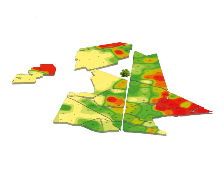Rolnictwo, optymalizacja prób, konduktometr