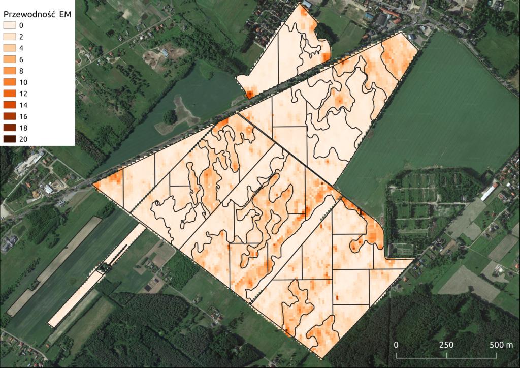 Glebowe badania, sprawdzenie gleby, optymalizacja próbek